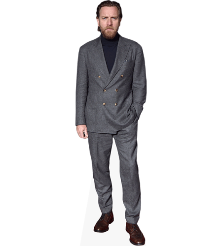 Ewan McGregor (Grey Suit)