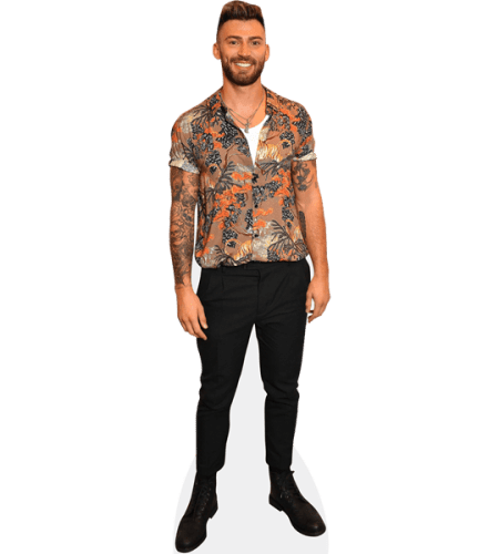 Jake Quickenden (Flower Shirt)