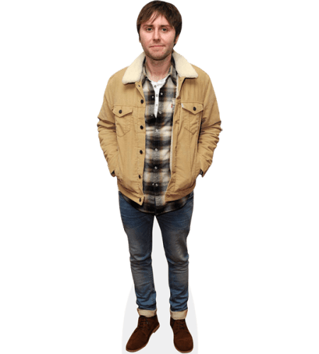 James Buckley (Jacket)