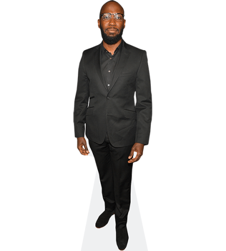 Lamorne Morris (Black Suit)