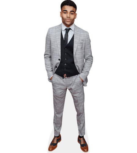 Malique Thompson Dwyer (Grey Suit)