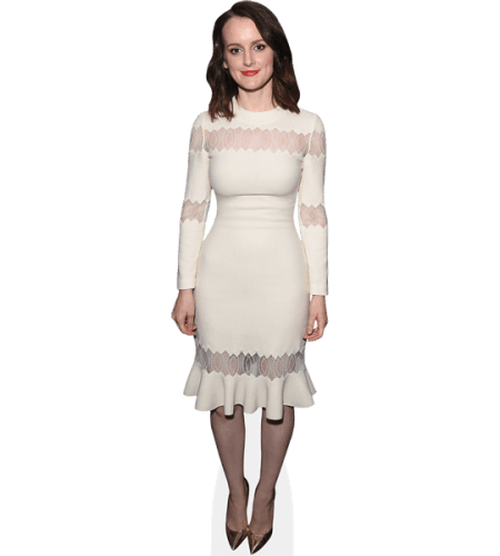 Sophie McShera (White Dress)