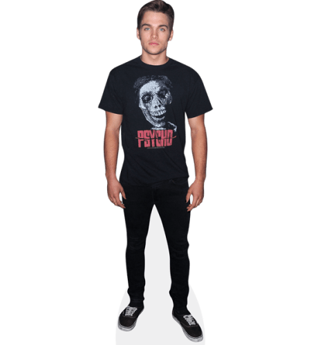Dylan Sprayberry (Black Outfit)