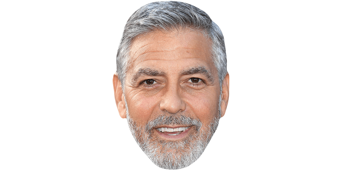 #GoofyFace #GeorgeClooney | Funny faces pictures
