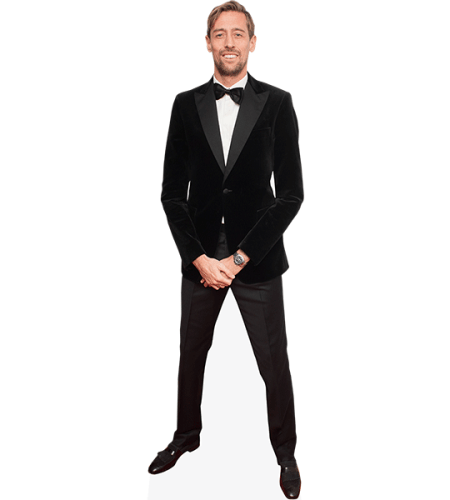 Peter Crouch (Black Suit)