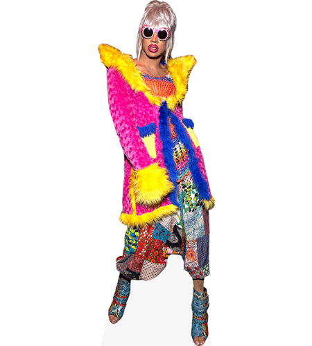 Yvie Oddly (Colourful)