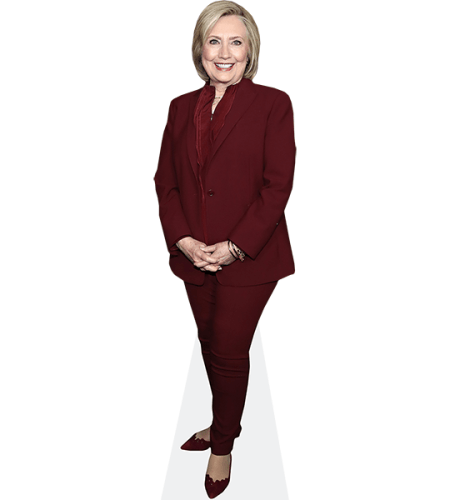 Hillary Clinton (Suit)