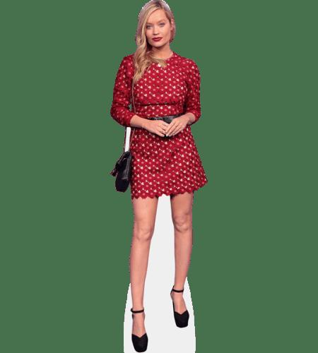 Laura Whitmore (Red Dress)