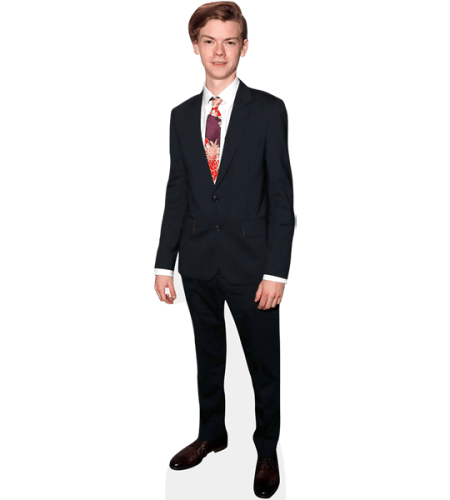 Thomas Brodie-Sangster (Suit)