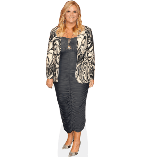 Trisha Yearwood (Grey Dress)