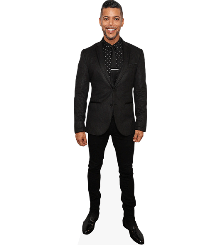 Wilson Cruz (Black Suit)