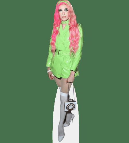 Gigi Goode (Green Outfit)