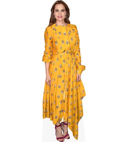 Marina De Tavira (Yellow Dress)
