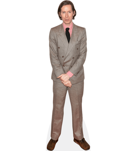 Wes Anderson (Suit)
