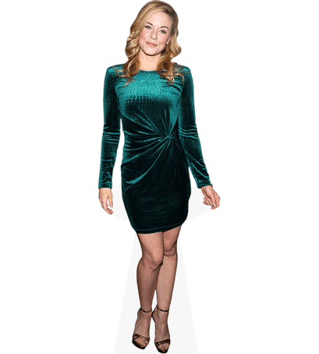 Molly Burnett (Green Dress)