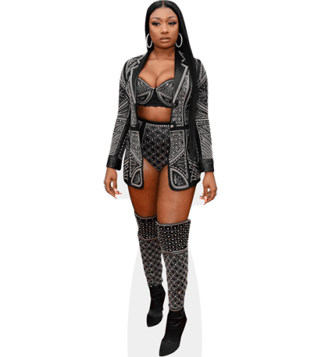 Megan Thee Stallion (Silver)