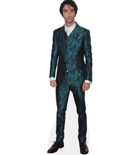 Alex Wolff (Blue Suit)