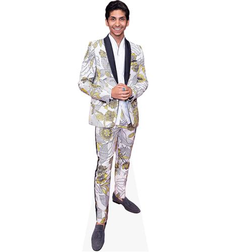 Angel Bismark Curiel (Floral Suit)