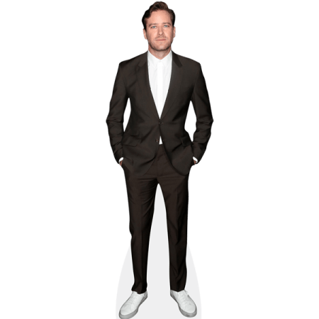 Armie Hammer (Casual)