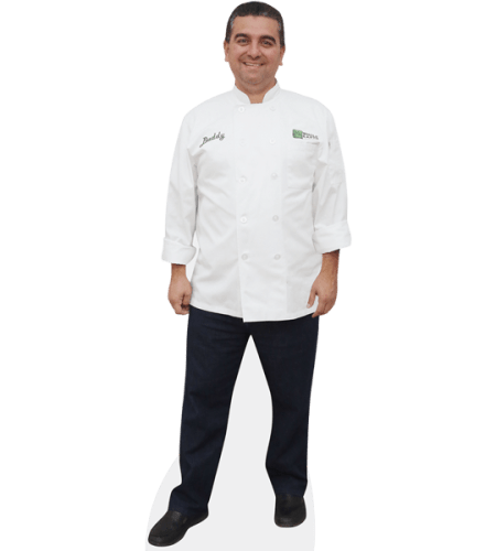 Buddy Valastro (Chef Whites)