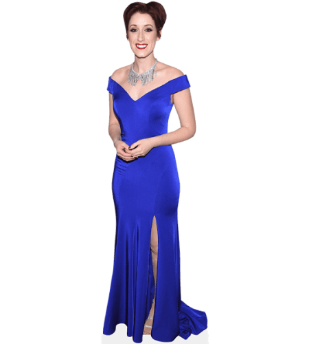 Connie Fisher (Blue Dress)