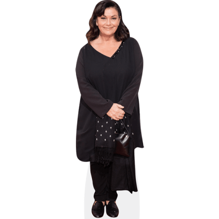 Dawn French (Black Outfit)
