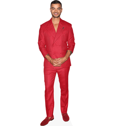 Guy Sebastian (Red Outfit)