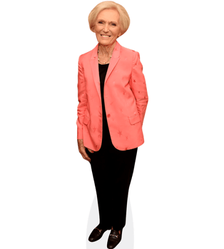 Mary Berry (Pink Jacket)