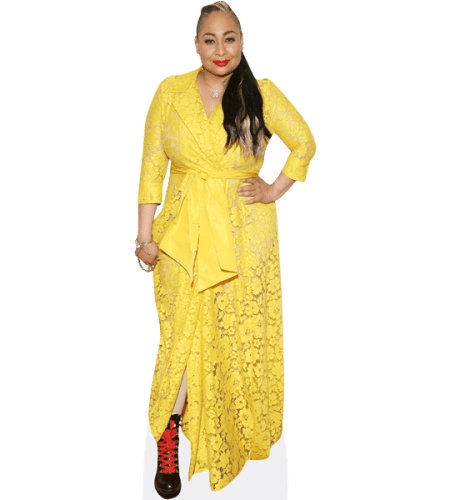Raven-Symoné (Yellow)