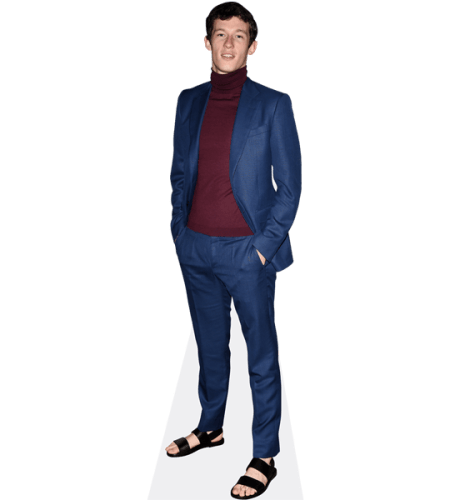 Callum Turner (Blue Suit)