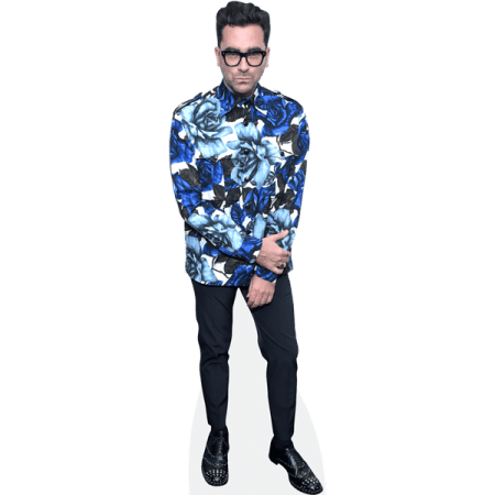 Dan Levy (Floral Shirt)