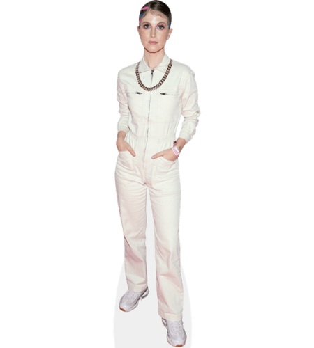Hayley Williams (White Outfit)