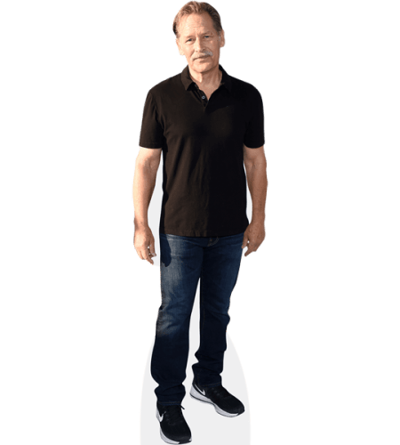 James Remar (Black T-shirt)