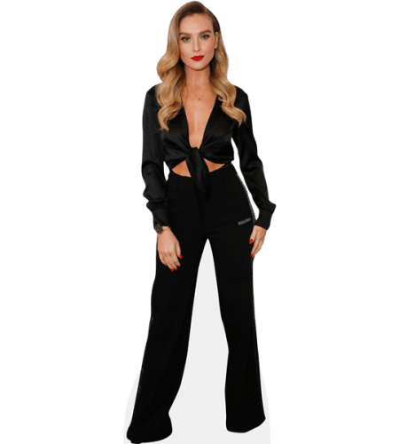 Perrie Edwards (Black Outfit)