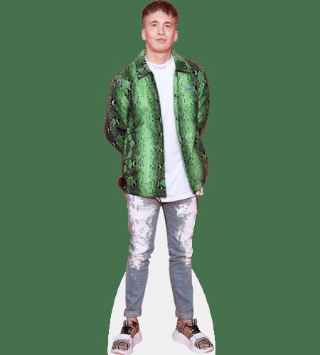 Snelle (Green Jacket)