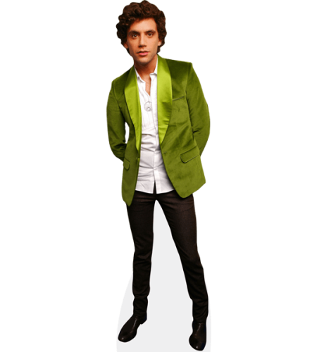 Michael Holbrook Penniman Jr (Green Jacket)
