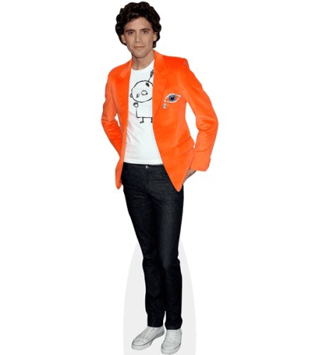 Michael Holbrook Penniman Jr (Orange Jacket)