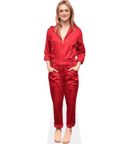 Marin Ireland (Red Outfit)