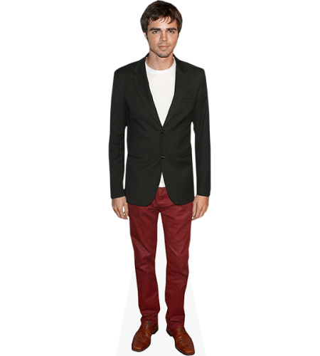 Reid Ewing (Red Trousers)