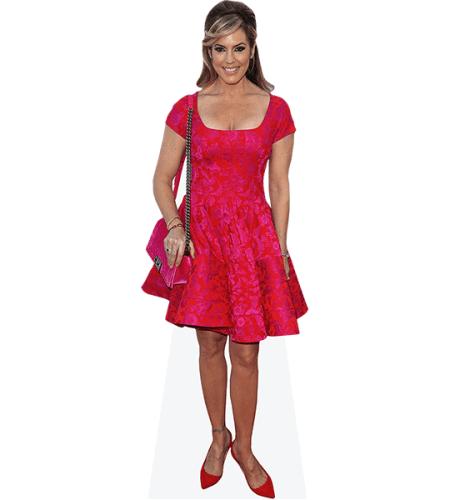 Sandra Taylor (Red Dress)