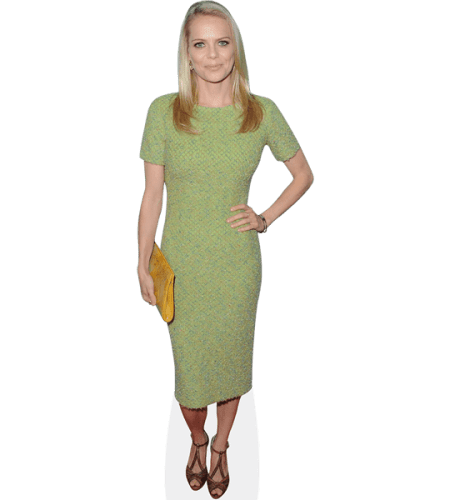 Mircea Monroe (Green Dress)