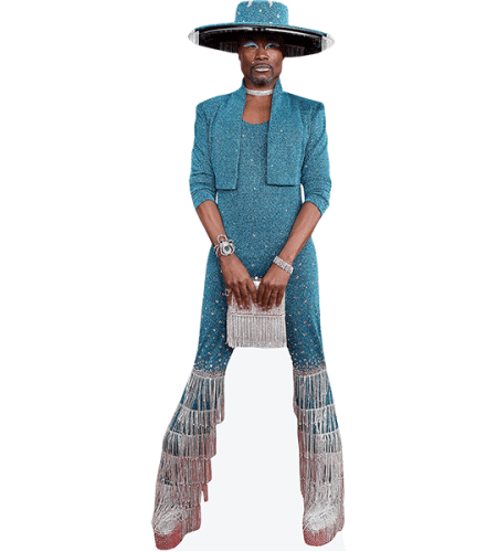 Billy Porter (Blue Outfit)