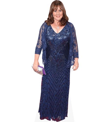 Coleen Nolan (Blue Dress)