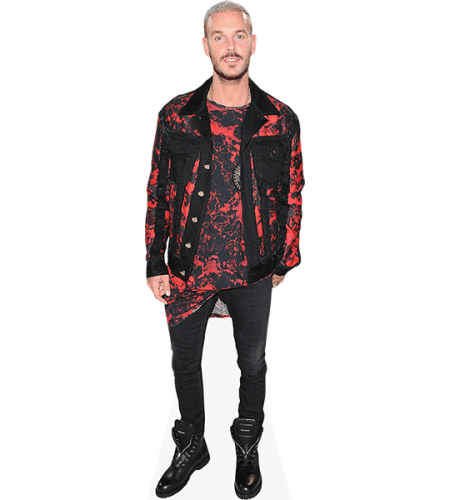 Matt Pokora (Red Top)