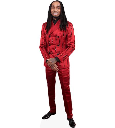 Quavious Keyate Marshall (Red Suit)