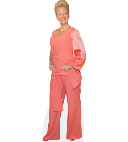 Barbara Schoeneberger (Coral Outfit)