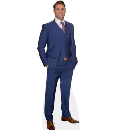 Keith Duffy (Blue Suit)