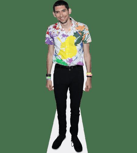 Max Landis (Colourful)