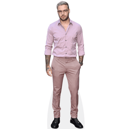 Liam Payne (Pink Outfit)