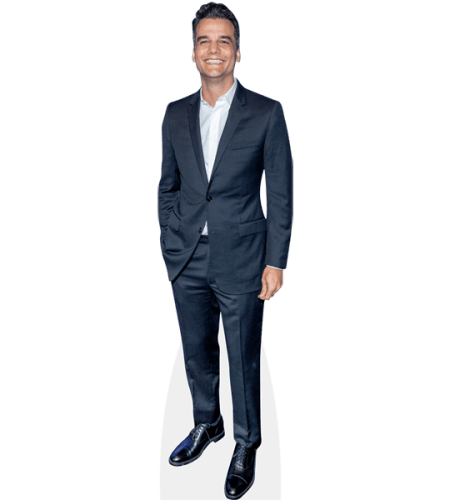 Wagner Moura (Blue Suit)